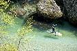 Aufblasbares Naish Mana Air = Fliessgewässer tauglich!