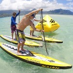Actionfoto Inflatable SUPs, Naish ONE, Nisco Race