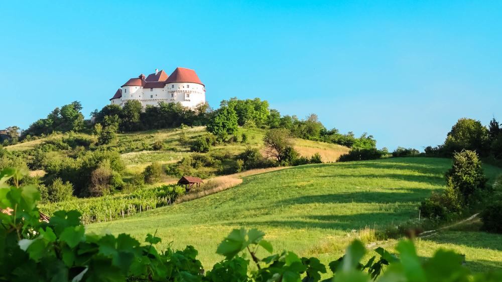 Veliki Tabor Castle, Desinić, Croatia