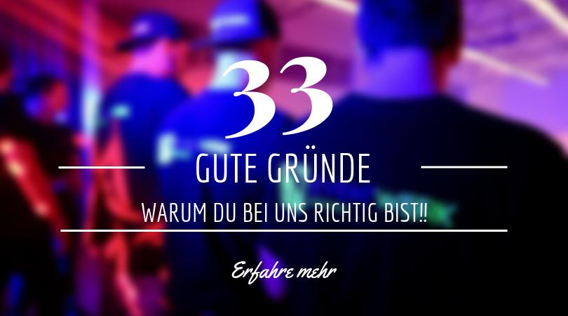 33 gute Gründe