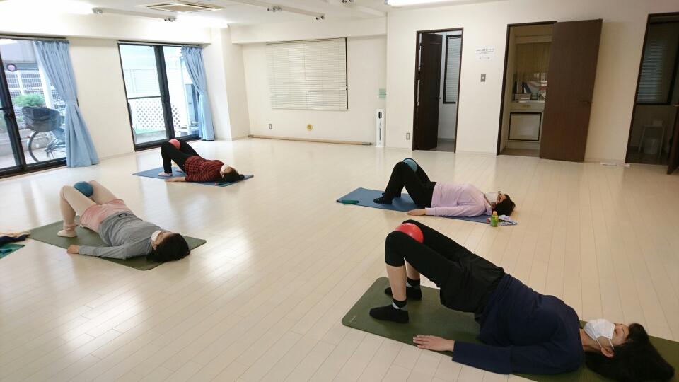 Shiori Ballet Class 久米川ピラティス教室