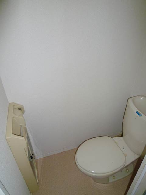 トイレ、コンセントあり