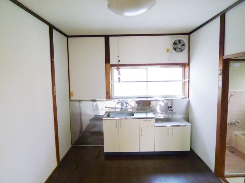 ダイニングキッチン6帖