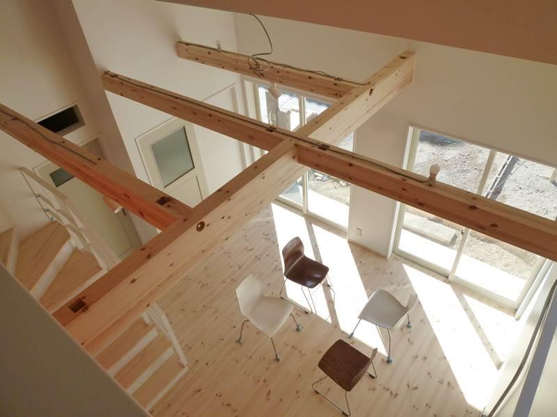 2階より撮影