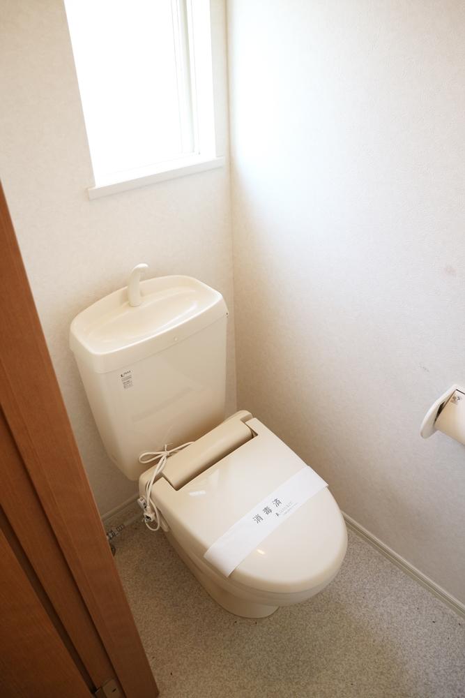 シャワートイレ取付けます