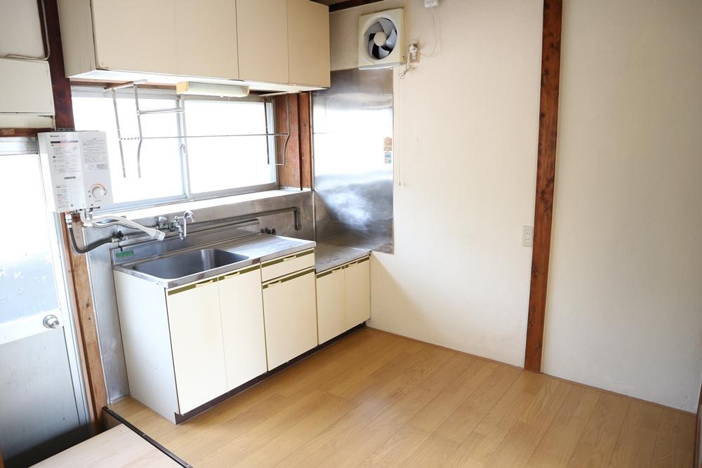 ダイニングキッチン4.5帖