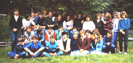 Polytechnischer Lehrgang 1984/85