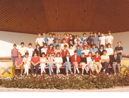 Polytechnischer Lehrgang 1983/84