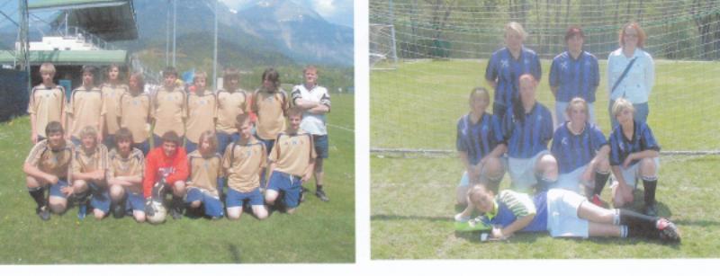 4. Patz beim Landesfinale in Innsbruck