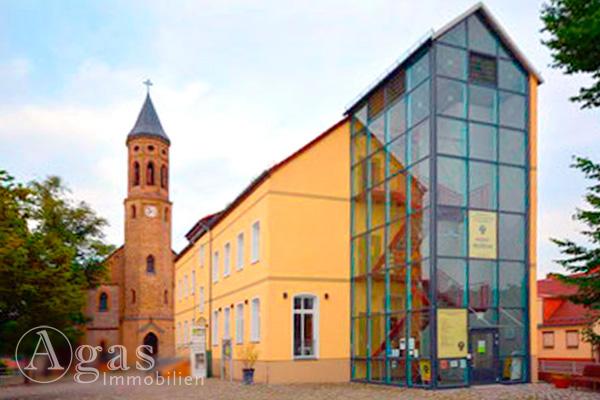 Woltersdorf - Ortszentrum