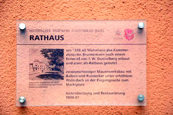Immobilienmakler Fürstenberg -
