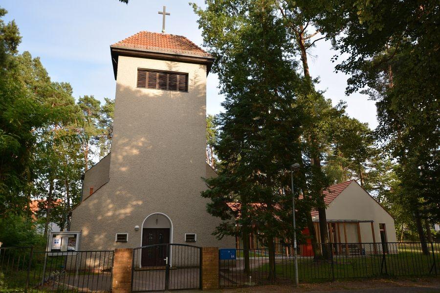 Bergfelde Kirche