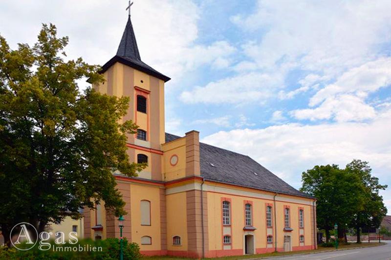 Makler Märkisch Buchholz Kirche