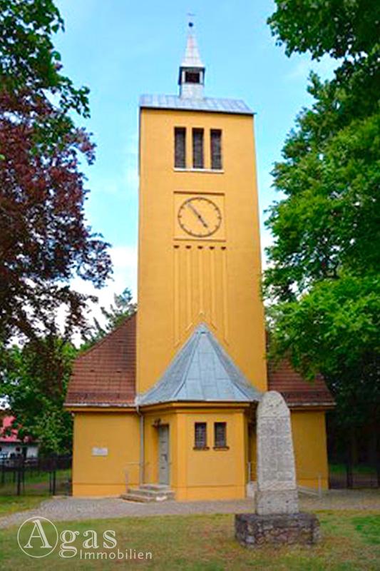 Makler Sachsenhausen Kirche