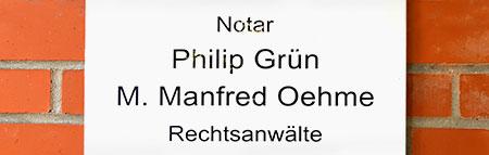 Philip Grün Notarempfehlung - Agas Immobilien
