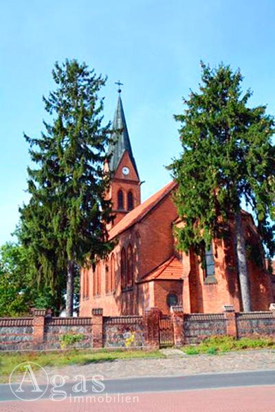 Makler Finowfurt Kirche