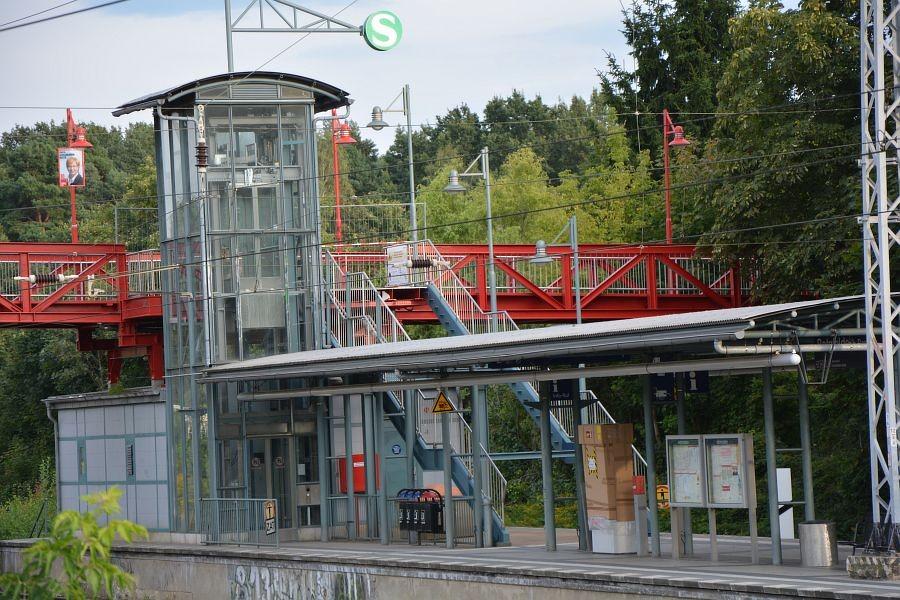 Bergfelde S-Bahn