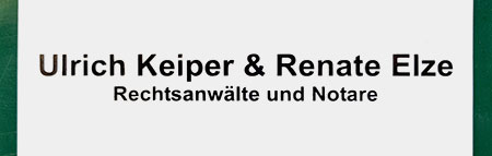 Keiper & Elze Notarempfehlung - Agas Immobilien