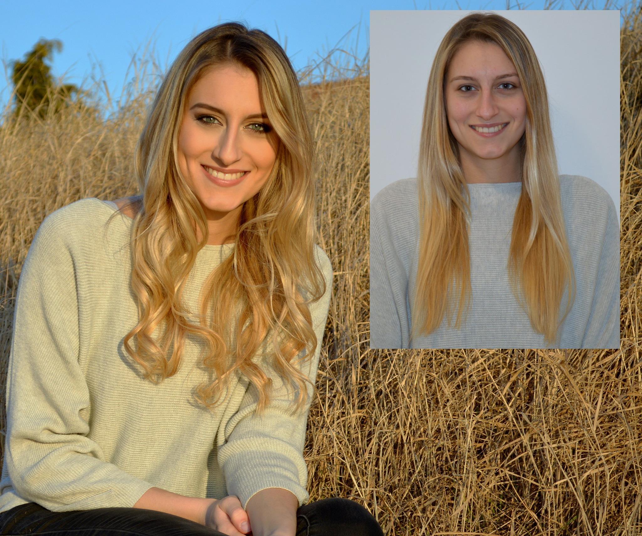 Nadine Vorher / Nachher