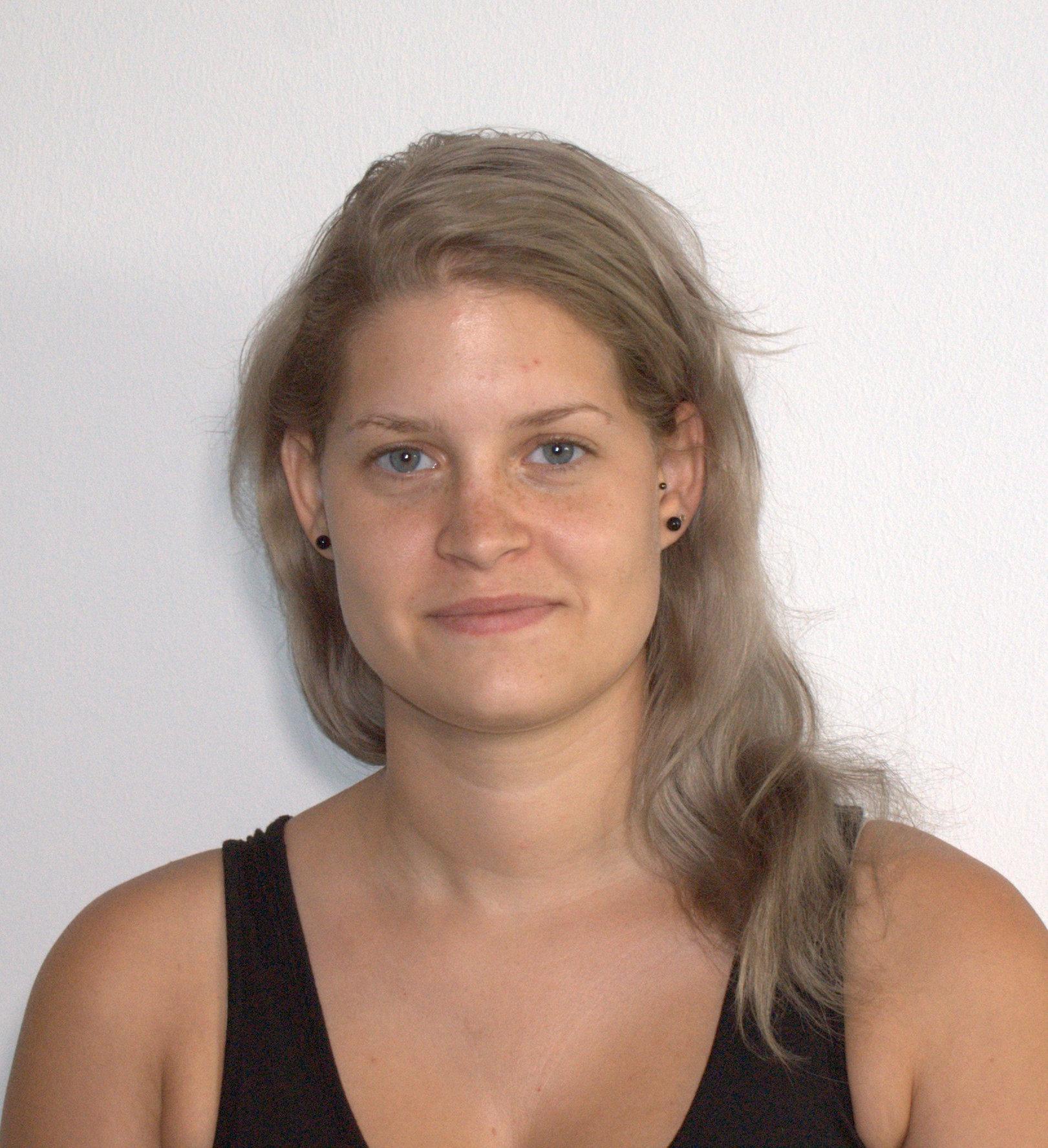 Michaela - Vorher