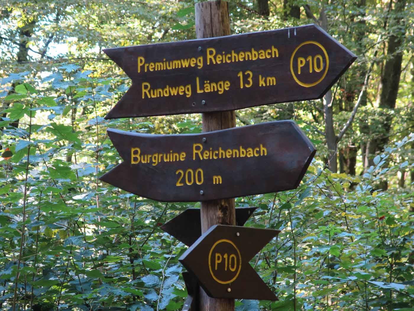 Rund um Reichenbach 9.10.16