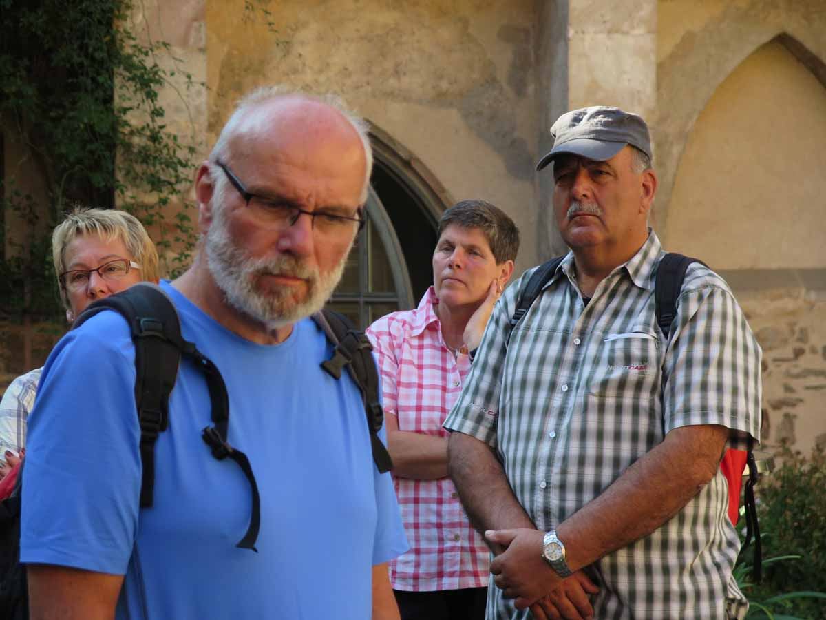 Adelshausen zum Kloster Haydau  25.9.16