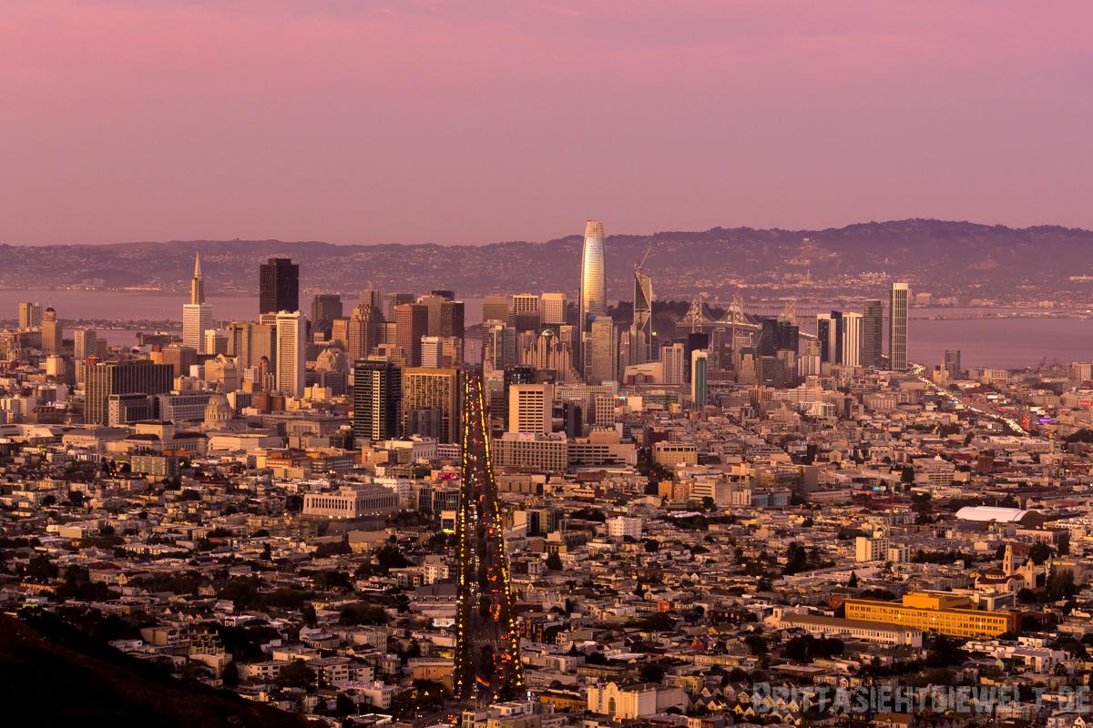 twin,peaks,san,francisco,view,sunset,night,night,lights,long,exposure,downtown