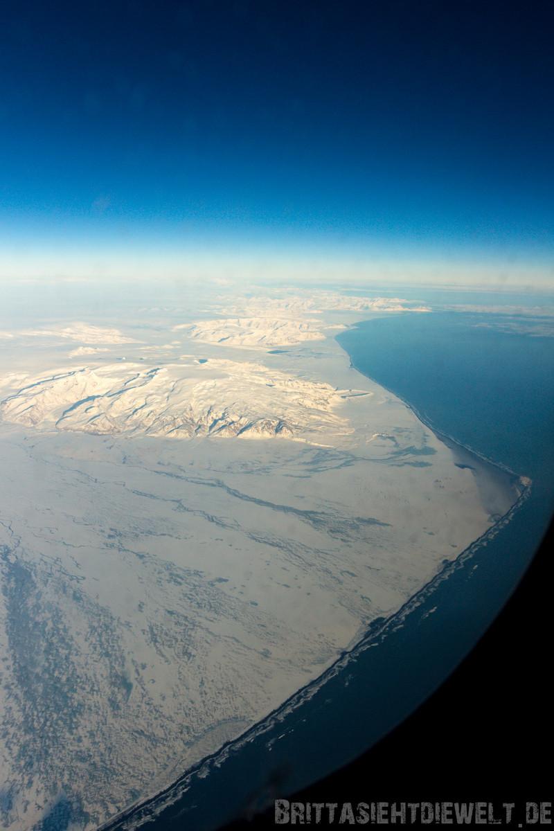 Südküste Islands mit Vatnajökull