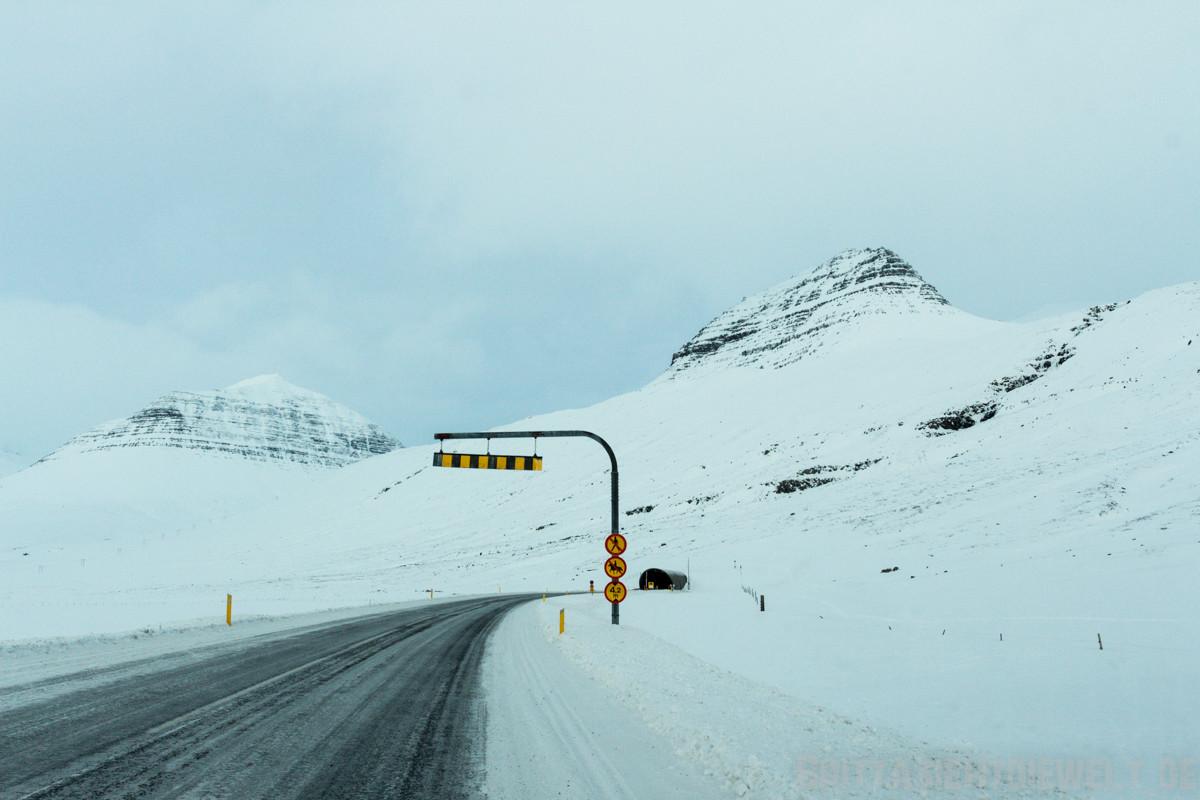Tunnel Fáskrúðsfjarðargöng