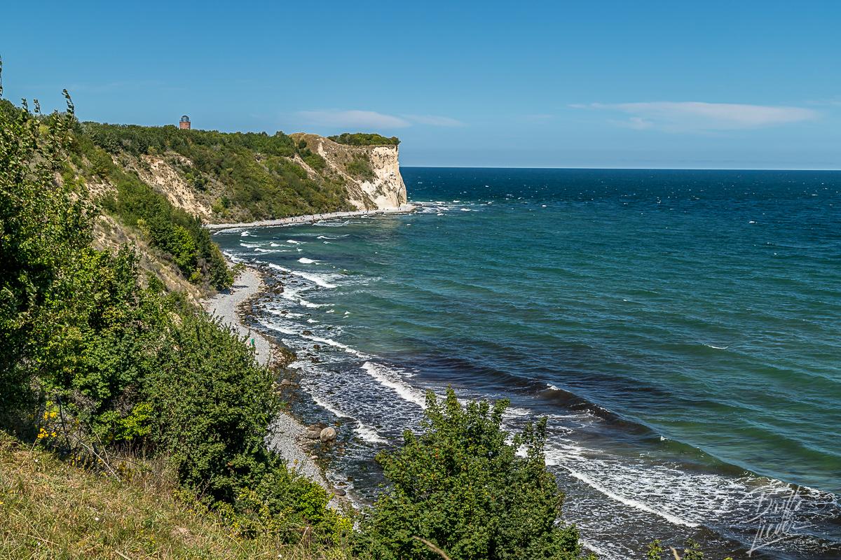 rügen, kap arkona, strand, kreideküste, blick, aussicht, leuchtturm, vitt, wandern, fotografieren, fototipps, meer