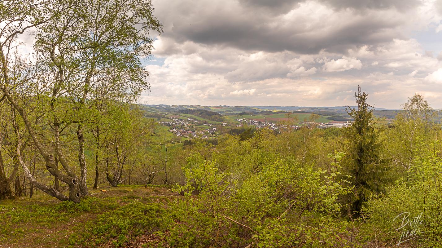 Sauerland - Wanderung im Stockumer Siebengebirge