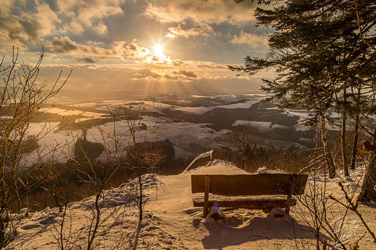 Sauerland - 7 schönste Winterwanderungen abseits der Massen