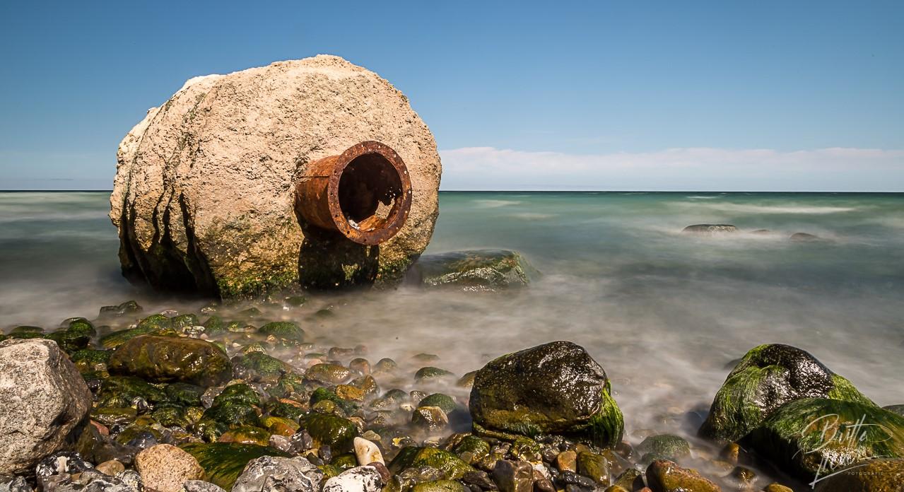 rügen, kap arkona, pegelhaus, strand, kreideküste, wandern, fotografieren, fototipps, langzeitbelichtung