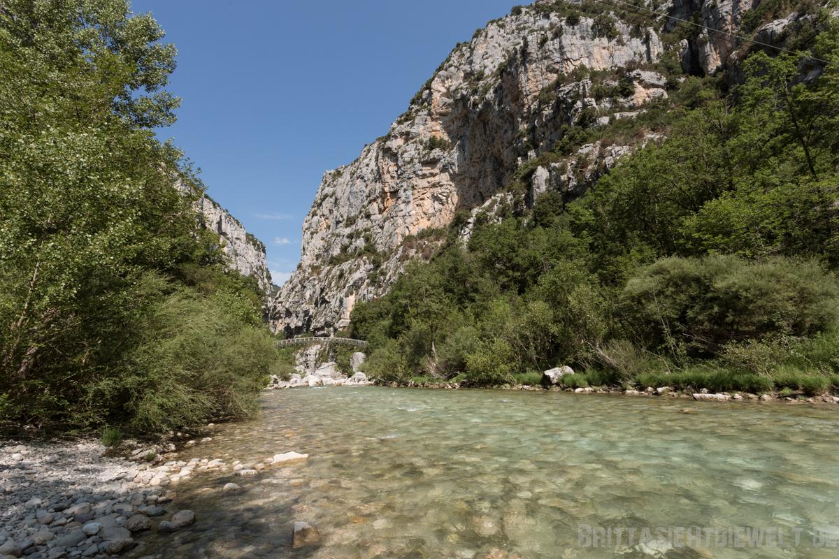 verdonschlucht, canyon du verdon, provence, wandern, wanderung, hiking, infos, tipps, wanderroute, outdoor, frankreich, brücke