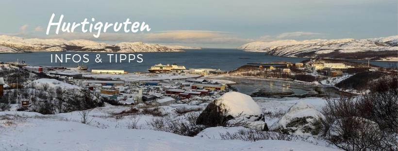 Hurtigruten Postschiffreise im Winter - Infos & Tipps