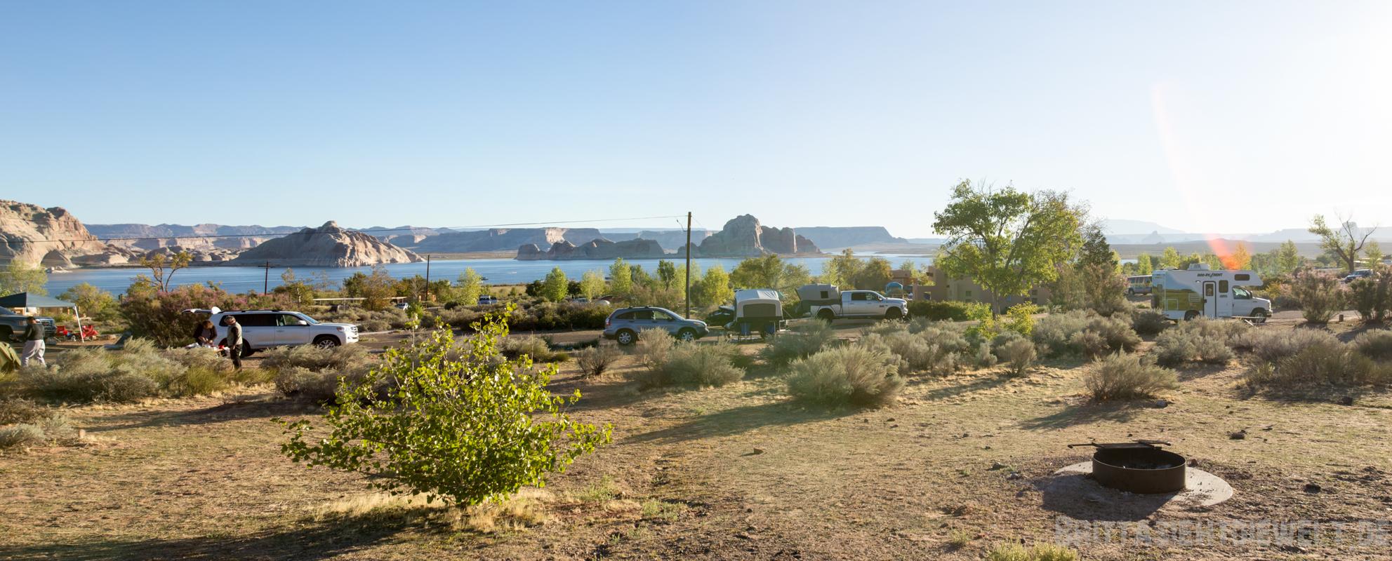 Lake,powell,wahweap,campground,page,sehenswürdigkeiten,tipps,herbst,oktober,usa,südwesten,rundreise,camper,jucy,campervan,arizona
