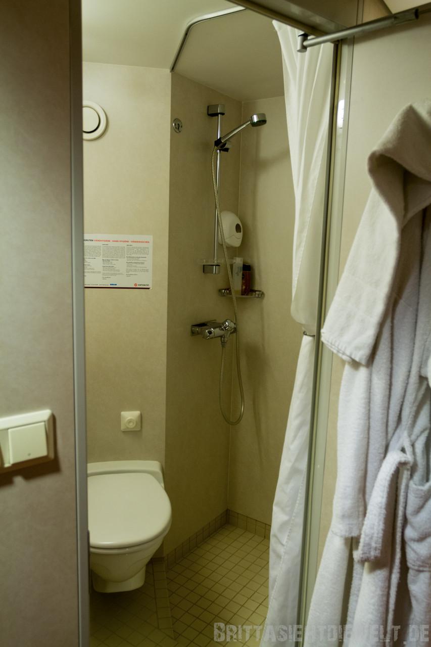 meine Dusche