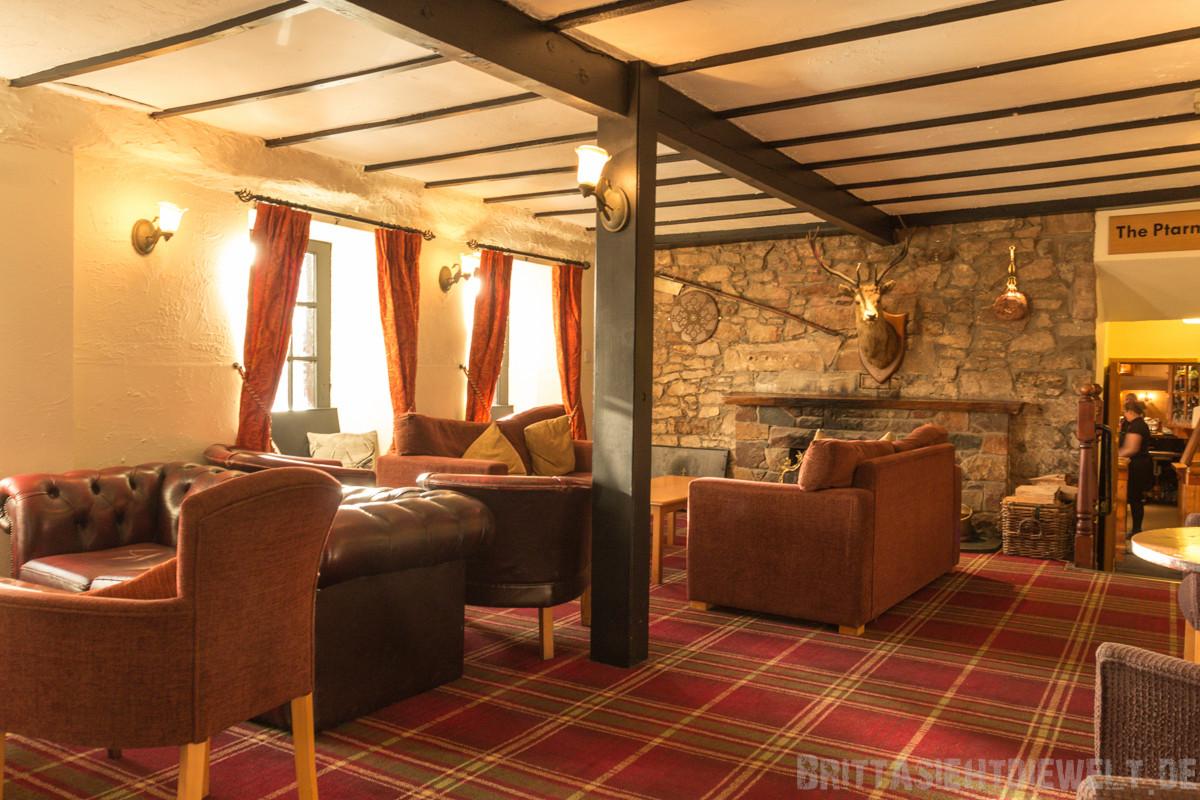 Lounge im Winnock Hotel