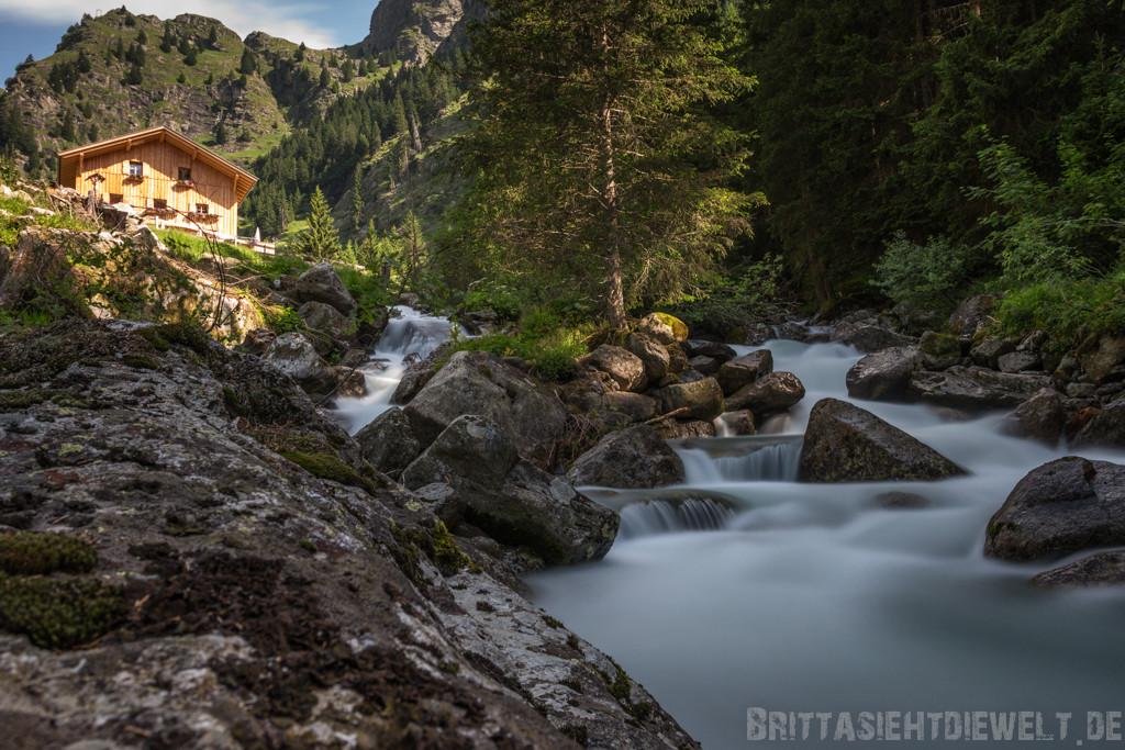 Zielbach und Nassereithütte