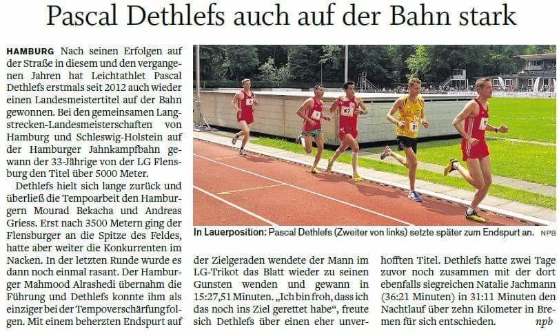 LM Titel 5.000m
