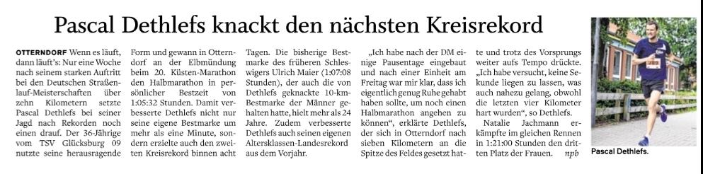 1:05:32 Sieg in Otterndorf