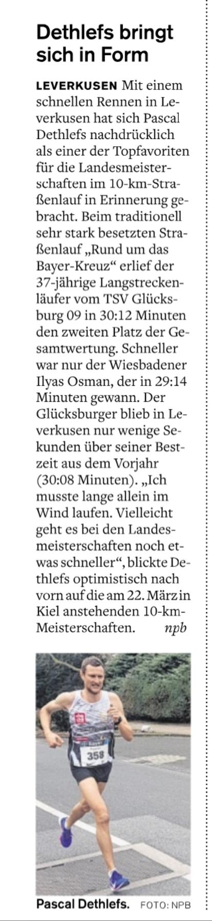 Leverkusen 10km