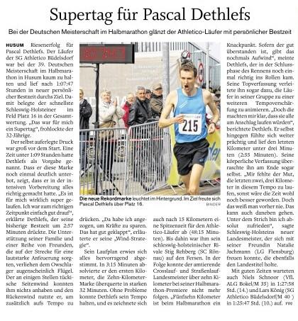 Landesmeister HM 2015 Pascal Dethlefs