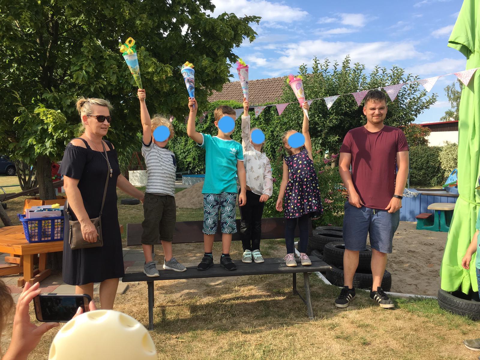 Sommer/Zuckertütenfest
