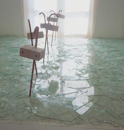 Kamers met zicht op zee / Kunstcentrum Il Ventuno Hasselt, 1991