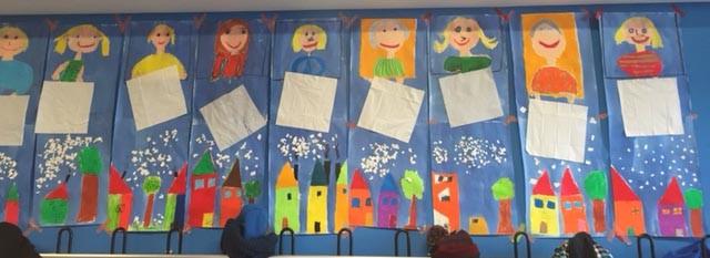 Danke an Sabine und ihre 4. Klasse aus Köln!