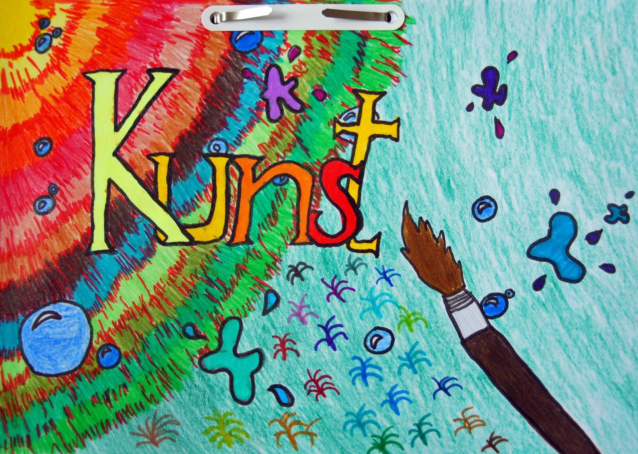 Kunstunterricht in der grundschule kunstbeispiele f r die for Schule fur kunst und design
