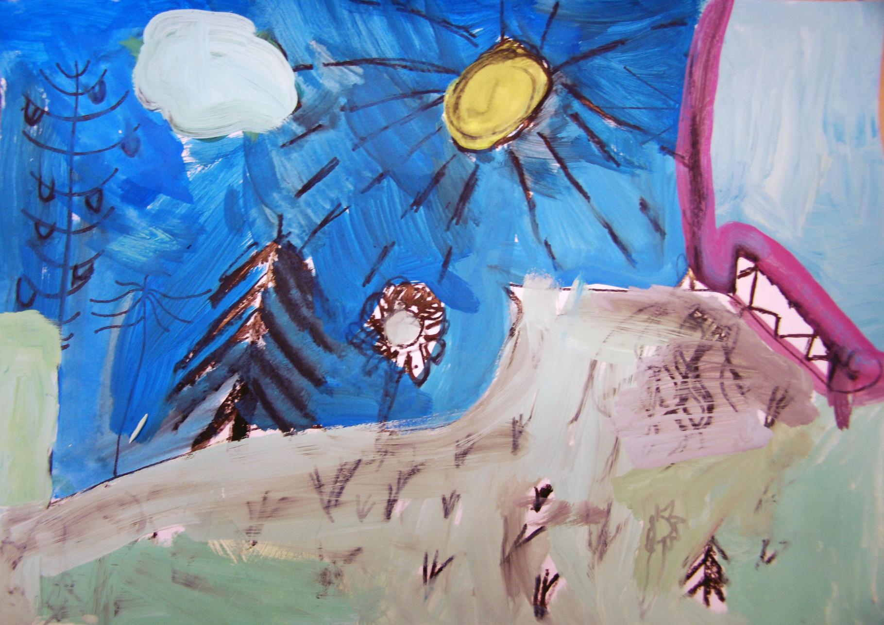Paul Klee Im Kunstunterricht In Der Grundschule 136s Webseite