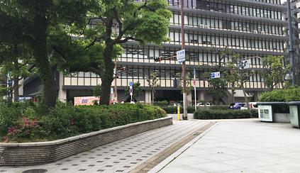北浜本店への道順、大阪の人気パーソナルトレーニングジム【ファーストクラストレーナーズ】ボディメイク、ダイエット、筋トレ、スタイルアップ