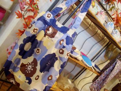 『ナイロントートバッグ』 1,500円